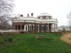 Jefferson's home!