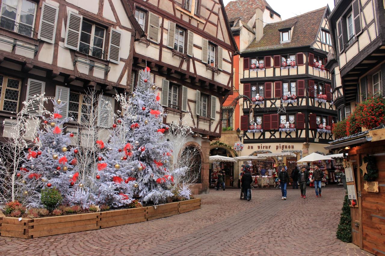 Erasmus Exchange in Freiburg. Part VII. Traveling toColmar