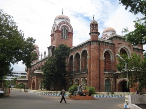 The University of Madras, Chennai