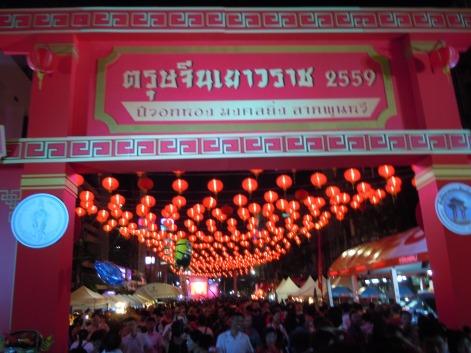 Bangkok, Chinese New Year