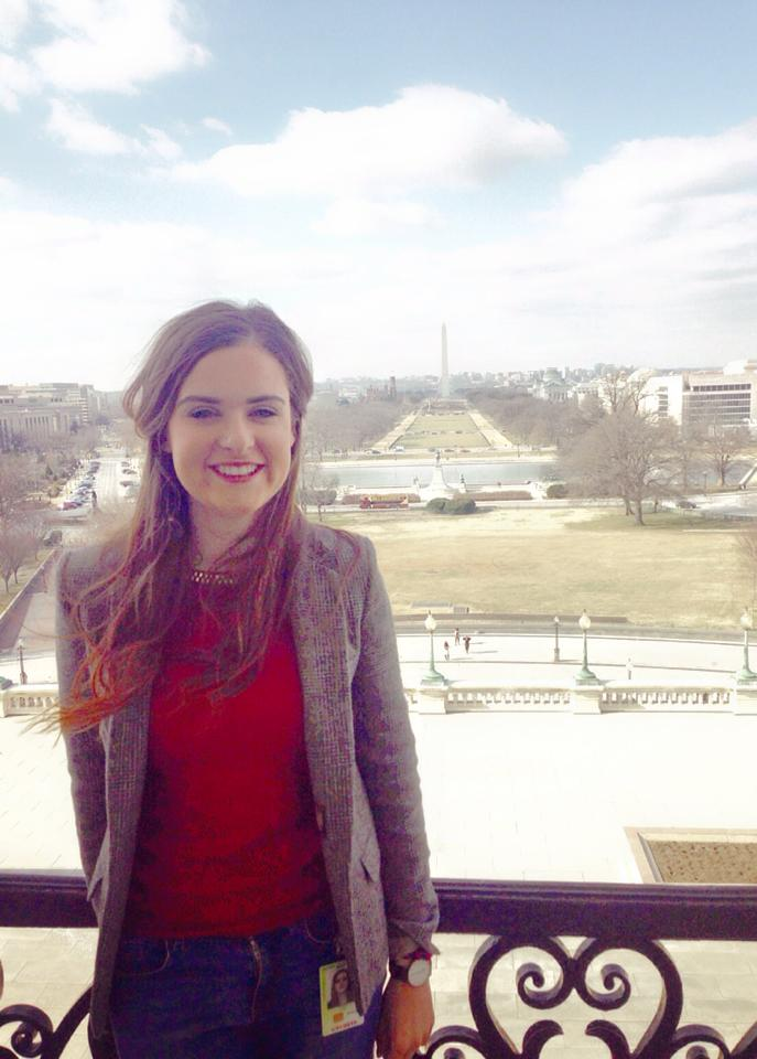 Studying and Interning in Washington DC