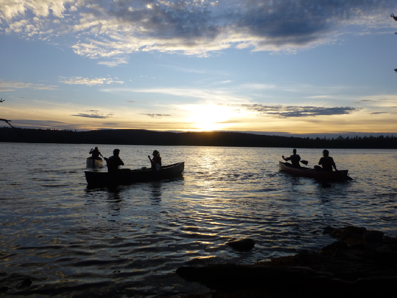 Fall Canoe Trip – the ultimate Canadian experience