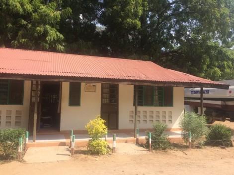 The KEFRI institute in Lodwar