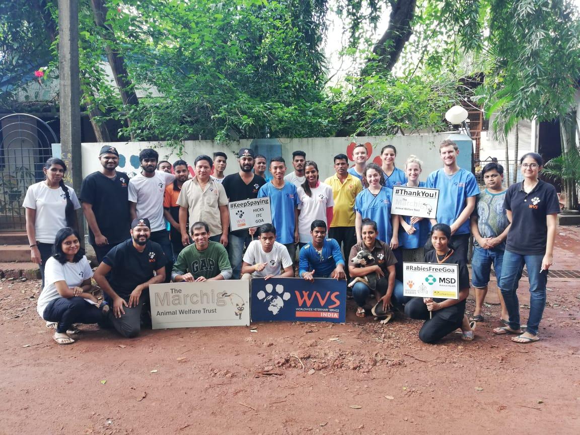 Working with WVS inIndia