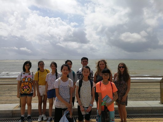 Ha Sac Beach Clean Up – Organised by Melco, one of our sponsors, and joined by some wonderful volunteers from my class!