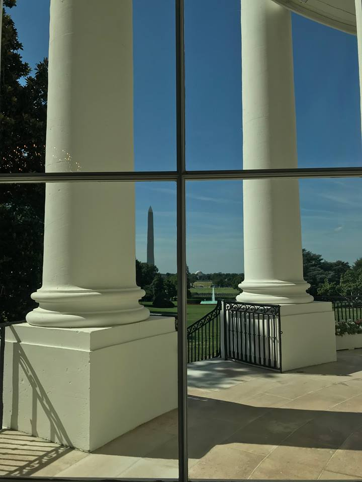 A Summer Interning with the White House Historical Association