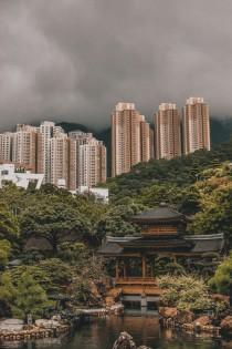 Eclectic Landscape of Hong Kong, Nan Lian Gardens