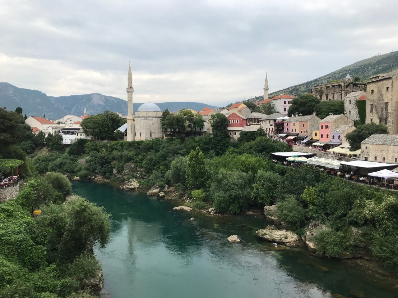 A Month In Former-Yugoslavia