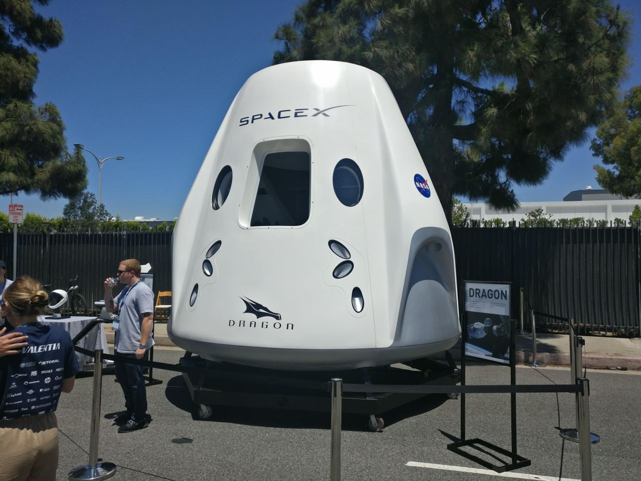 SpaceX Hyperloop Competition & NASA Visit