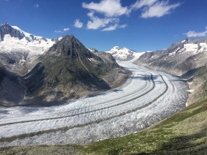 The Great Aletsch Glacier