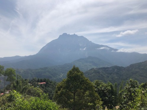 Mount Kota Kinabalu, Borneo: Before the hike