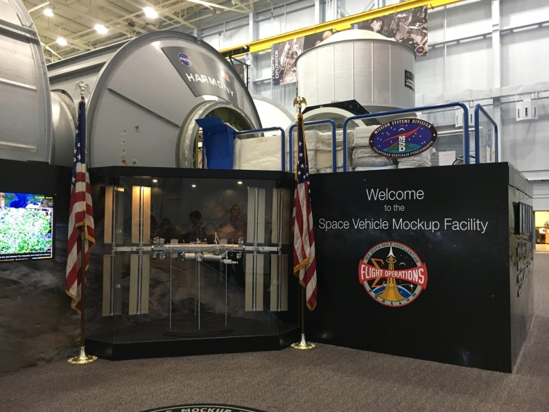 Space Vehicle Mock-up Facility