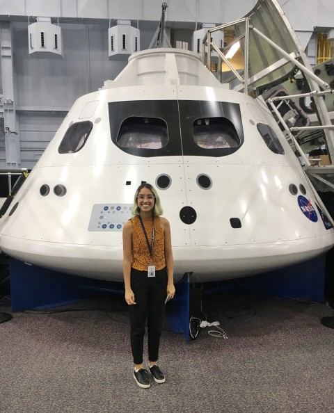 NASA's Orion crew capsule