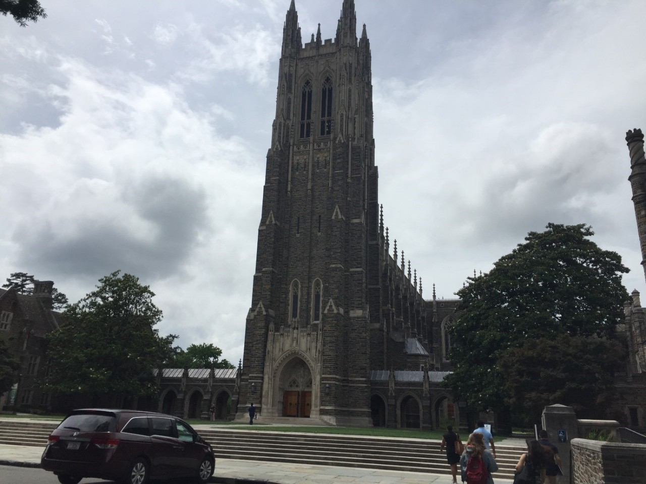 Science Policy Summer Institute at Duke University, North Carolina