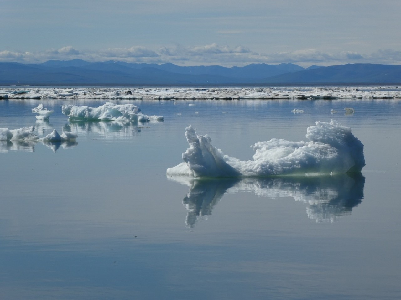 Facing climate change in the Canadian Arctic
