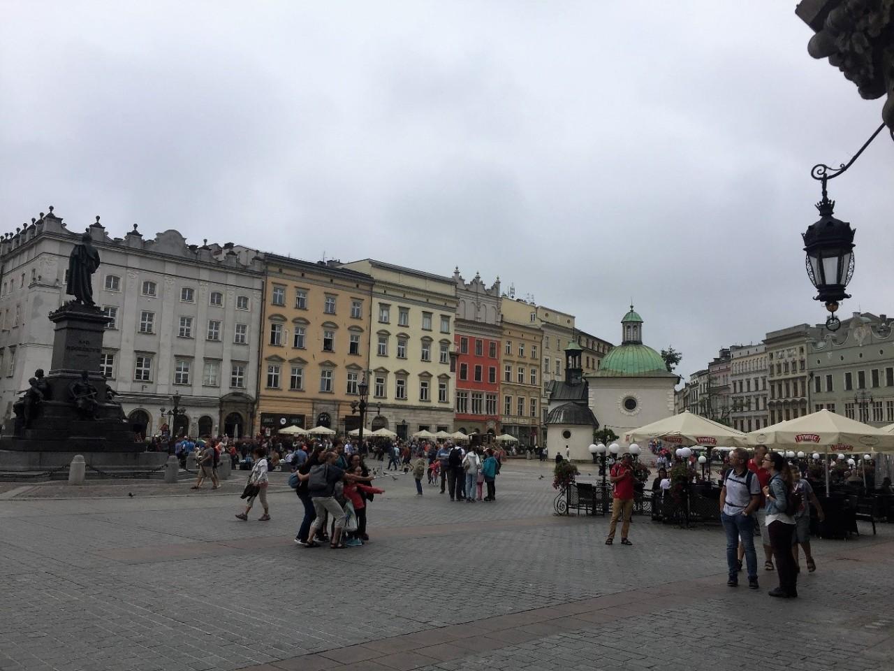 Teaching English to Juniors at Polish SummerCamps