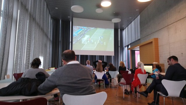 World Cup during the conference