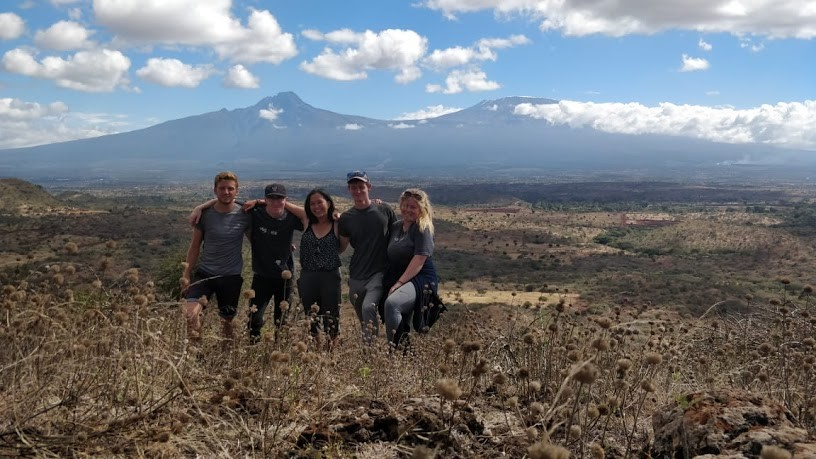 Volunteering in Kenya with VSO ICS