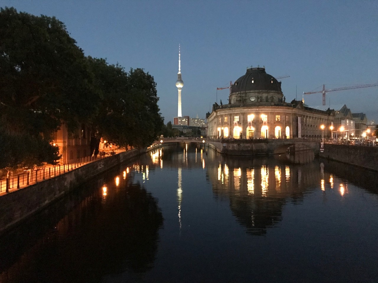 Summer in Berlin: An intellectual Stay in the Capital City of Germany