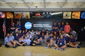 HypED at NASA Jet Propulsion Laboratory