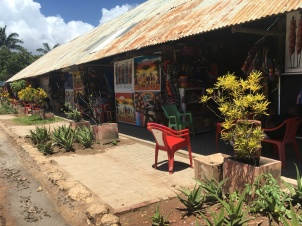slipway in dar es salaam where you can support tanzanian artisans by buying their tinga tinga