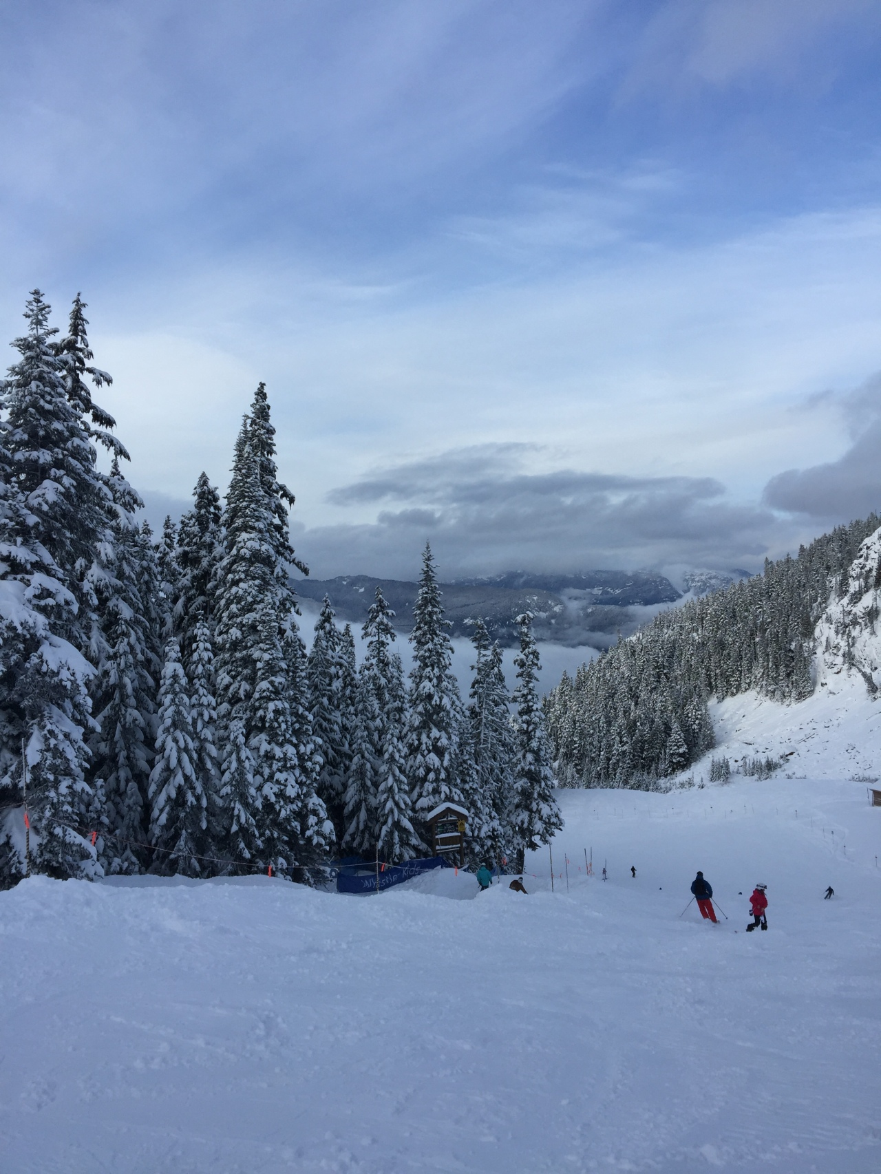 December Whistler Trip – A Year at UBC