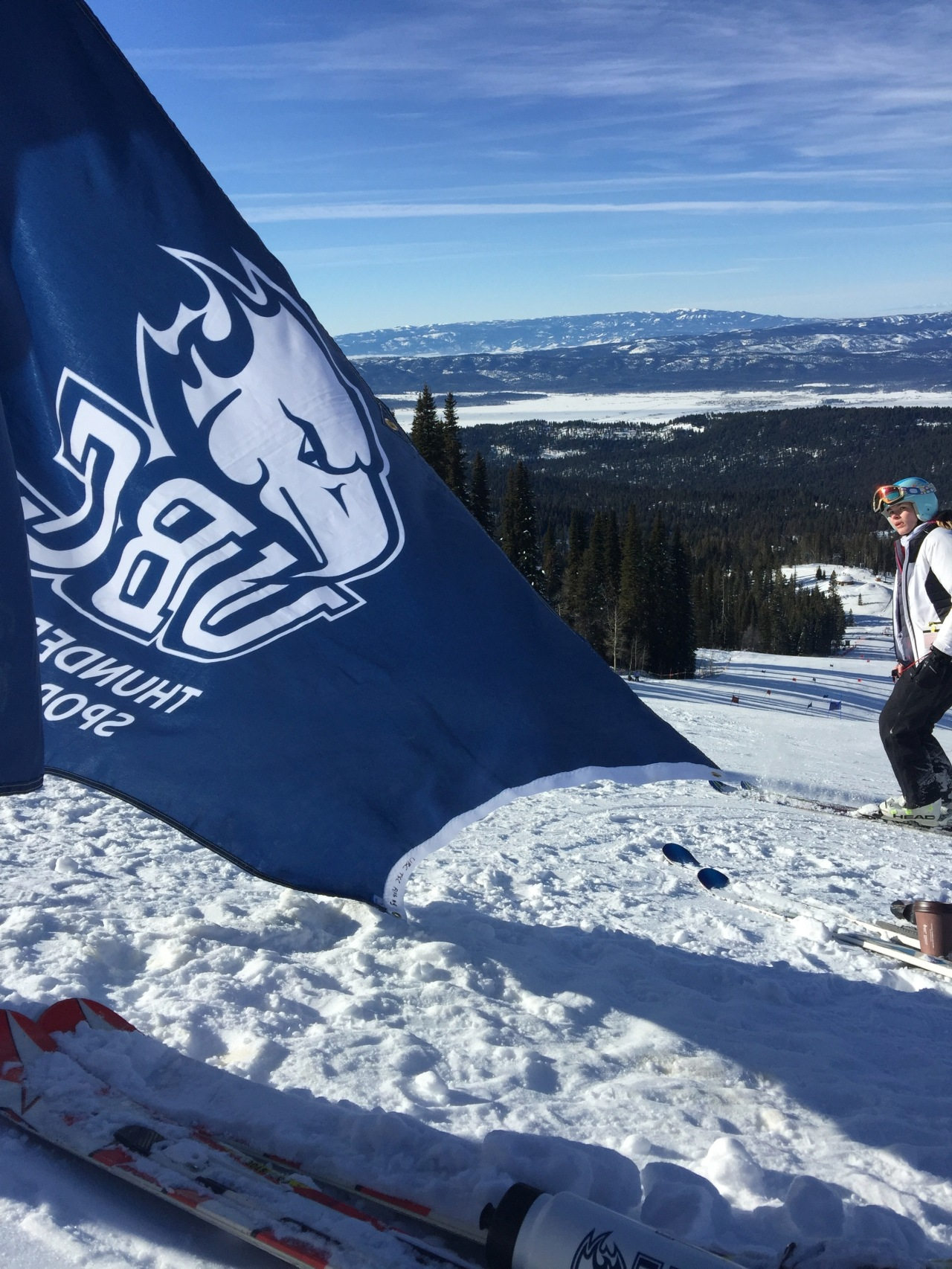 Race #1 – Idaho – A Year at UBC