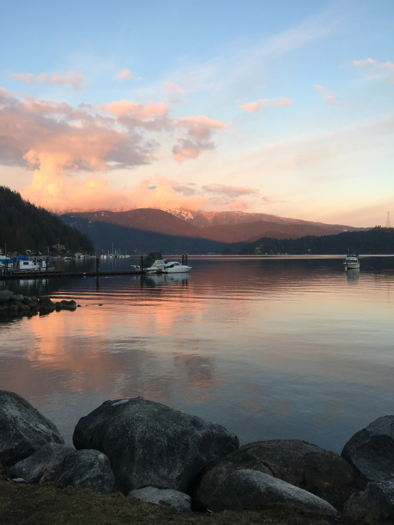 Deep Cove – A Year at UBC