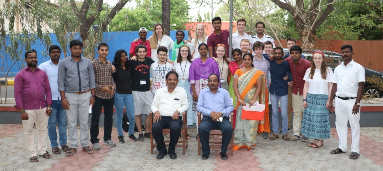 Anna University Summer School 2019, Chennai, India