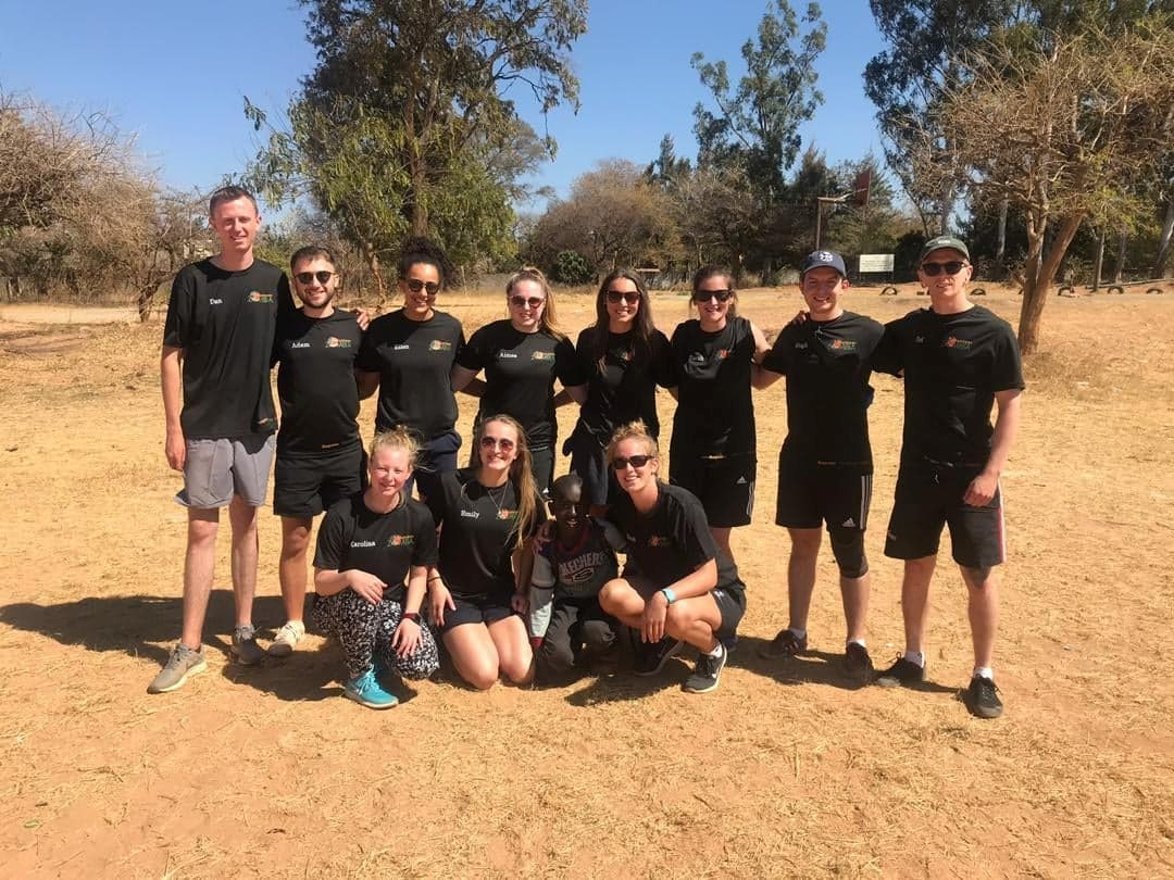 Volunteer Zambia: Working with Sport in Action