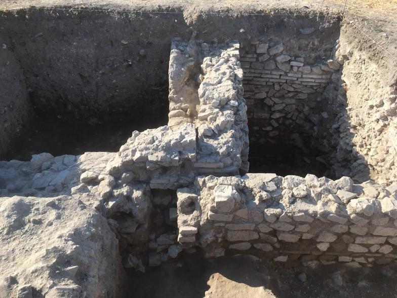 Aeclanum Excavation, Italy, Summer2019