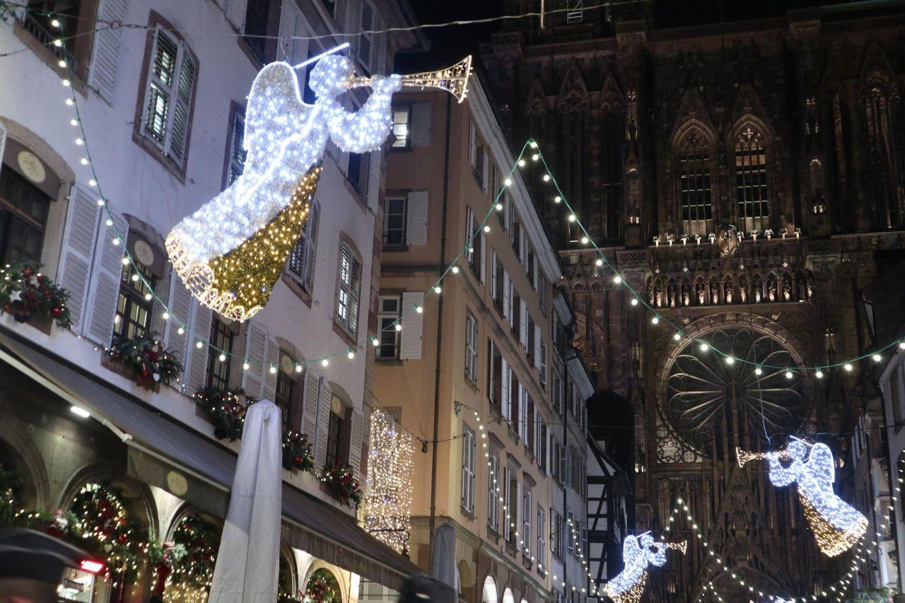 Christkindelsmärik – Strasbourg ChristmasMarket