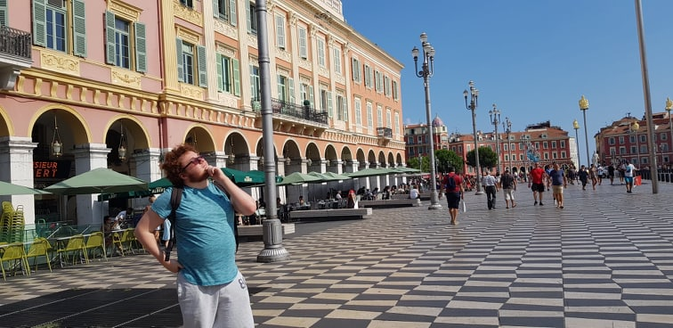 Video Games and the French Riviera: A Professional Experience with Perks