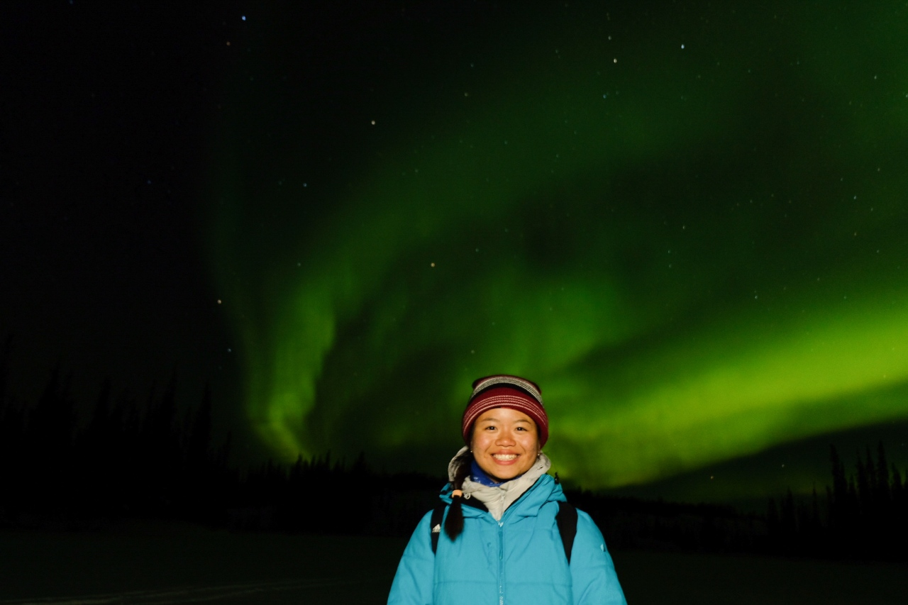 Chasing the Aurora: Yellowknife during Reading Week
